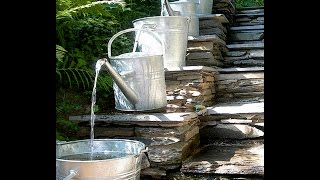 Cute Ways To Upcycle Watering Cans