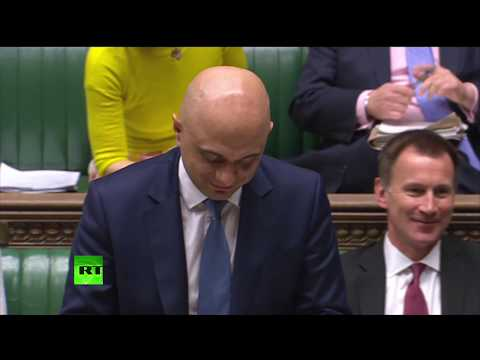 LIVE: Sajid Javid opens up Day 2 of the #WithdrawalAgreement debate in House of Commons