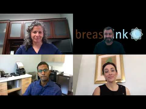 Breastlink Physician Panel Discussion