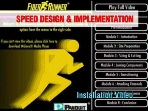 Panduit FiberRunner Overview