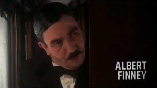 Albert Finney dans Le crime de l'Orient Express (1974)