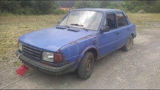 Kúpil som Škodu 130L