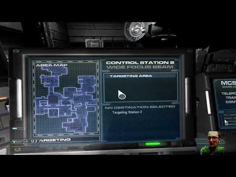 Doom 3 PS4 » Космический ужас » ч.4