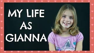 MY LIFE AS GIANNA (She gets her ears pierced)