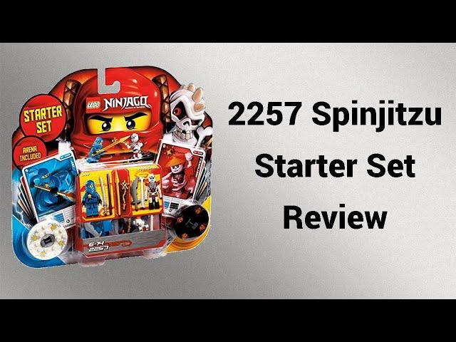 2257 Spinjitzu Starter Set Review [deutsch] | Steinfreund2014