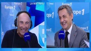 Nicolas Canteloup : Sarkozy raconte la mèche d'Alain Juppé thumbnail