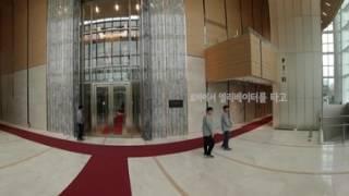 """[리얼360][VR] """"발밑 478m아래 지상이...아찔"""" 롯데월드타워 118층 전망대"""
