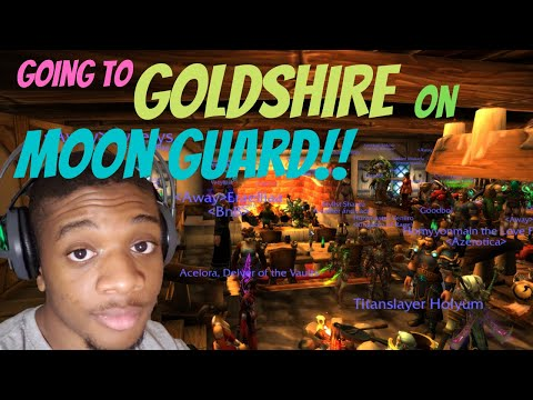 Going to Goldshire