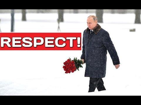Putin Visits His