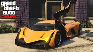 DEVEL SIXTEEN MET 5000 PK VOOR €1.800.000! (GTA V Online Deveste Eight)
