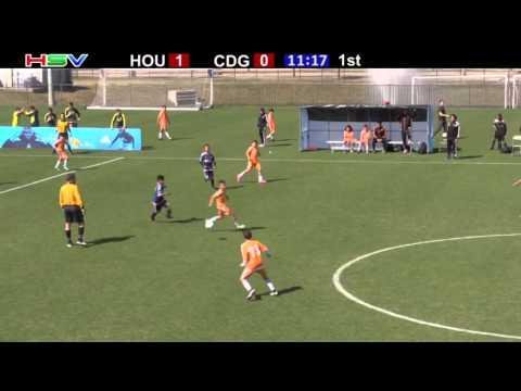 Houston Dynamo Academy U12 vs C D  Guadalajara 03 26 16