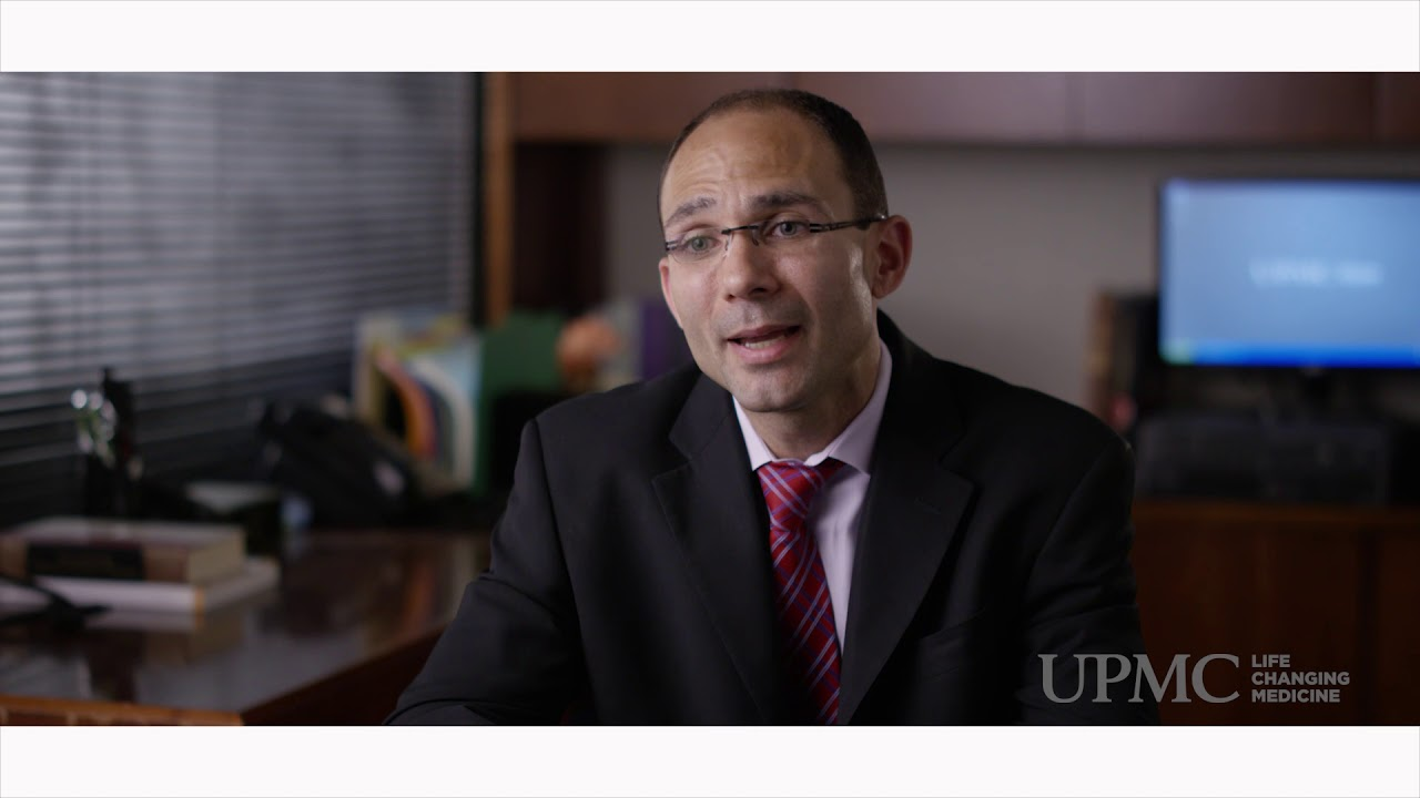 Dr  M  Haroon Asif Choudry Discusses HIPEC Surgery   UPMC