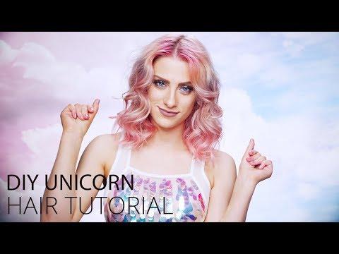 DIY Unicorn Hair Tutorial | Feelunique