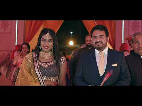 Abhijith & Shruti Wedding Film | Kameraworks