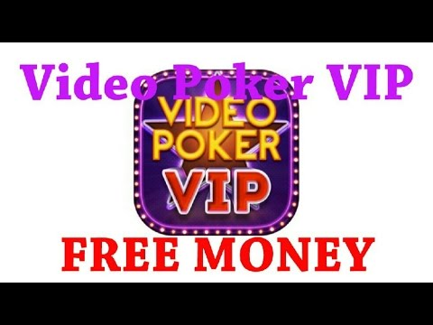 Game Video Poker Vip Free Money IPad By Tapinator, Inc.