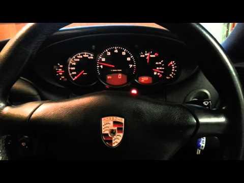 Porsche 996 gen1 c4 Dansk Sport 96.300s