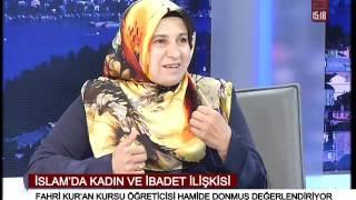 Fahri Kur'an kursu öğreticisi Hamide Donmuş TV5 Ekranlarında 2017 Video