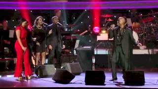 Elle Varner & Tyrese: Pre-Grammy Telecast Performance