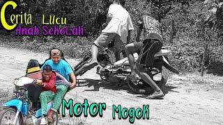 Gambar cover Cerita lucu anak sekolah!!motor mogok!!vigil(vidio gokil)