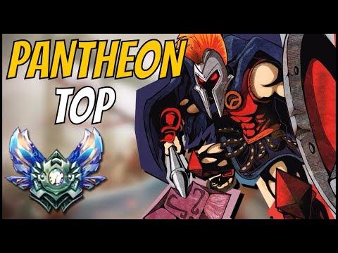 ► PANTHEON TOP vs YASUO [GUIA S7 en ESPAÑOL] - League of Legends