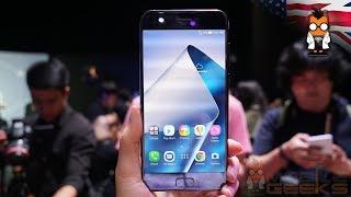 ASUS ZenFone 4 Pro Hands On