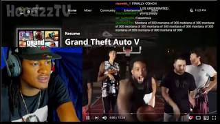 Solluminati reacts to CashNasty King Of The Court 1v1 says he had the up most respect for cashnasty