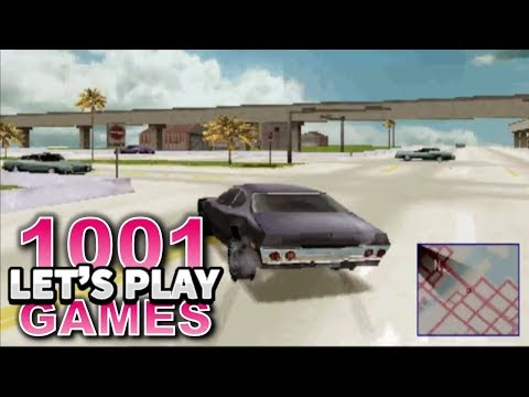 Driver (PS1 & Game Boy Color) - Let's Play 1001 Games - Episode 246