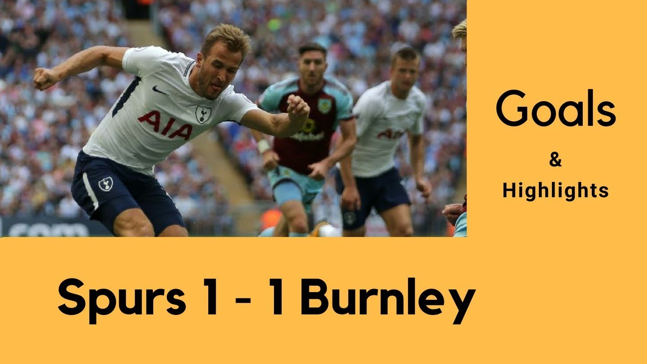 Download Tottenham vs Burnley 1-1 | All goals & Highlights | 28.08.2017