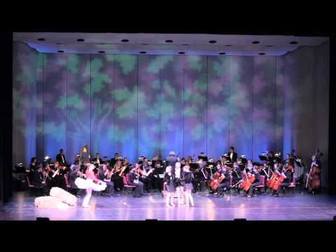 Red and the Culinary Carnivore - the Tuscarawas Philharmonic feat. Tusc. Dance Arts Center