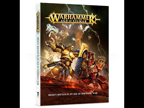 Age of Sigmar Story 1: Beginning of Realm Gate Wars