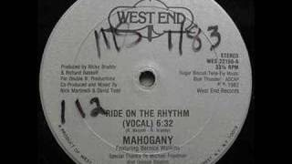 Old Skool Vibes-10 Mahogany - Ride On The Rhythm