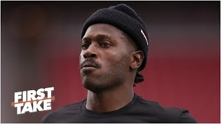 Antonio Brown to play for the Patriots vs. the Dolphins in Week 2  | First Take