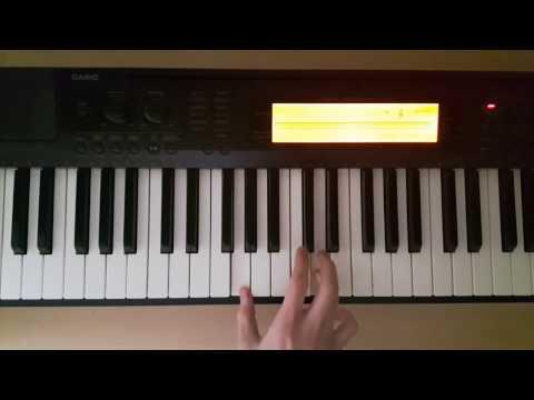 G5 Piano Chord - worshipchords
