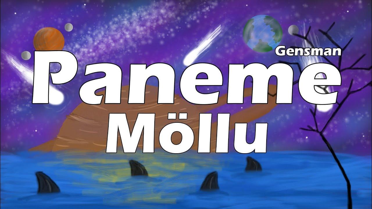 Download Gensman - PANEME MÖLLU (Official Lyric Video)
