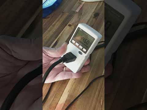 Spider Farmer SF Series 1000 watt, light spectrum testing and review. Part 2.