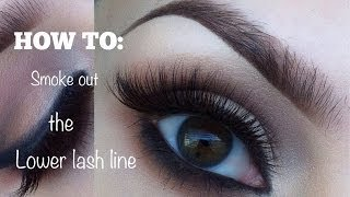 HOW TO: Smoke out the lower lash line Thumbnail