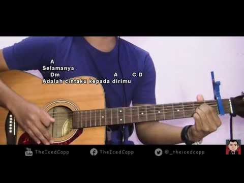 AKIM & THE MAGISTRATE Mewangi - TheIcedCapp Cover + easy chords