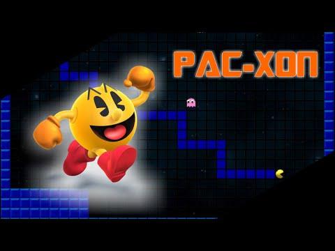 Pac Xon Deluxe - Jogo Do Pac Man Amarelo