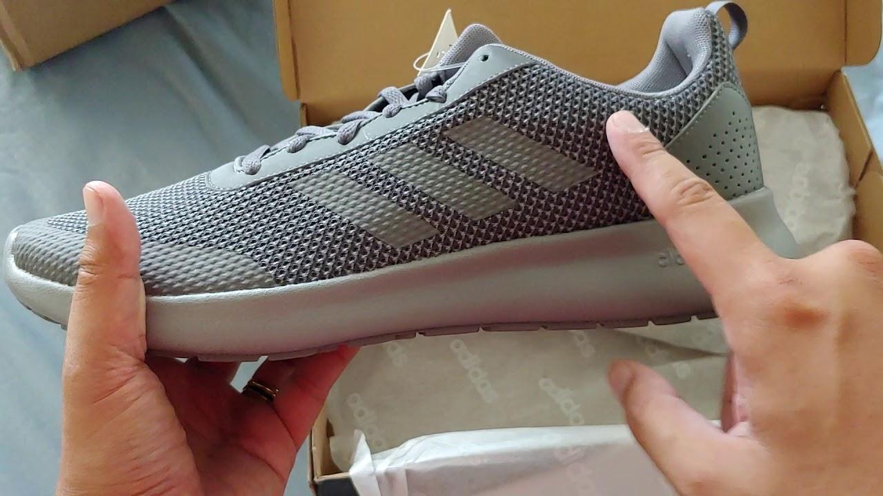 huge discount d0f39 09e01 Adidas element race shoes - UNBOXING