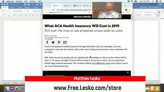 19 States Have Cheaper Health Insurance for 2019 Deadline Dec 15 . www.Free.Lesko.com/store
