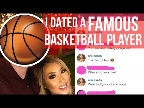 I DATED A FAMOUS BASKETBALL PLAYER!  STORYTIME  Arika Sato