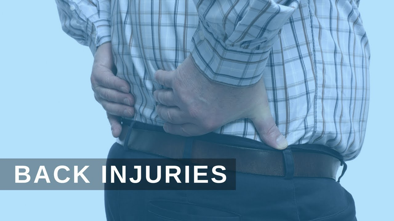 Back Injury Lawyer - Spinal Cord Injury Lawsuit • The Carlson Law Firm