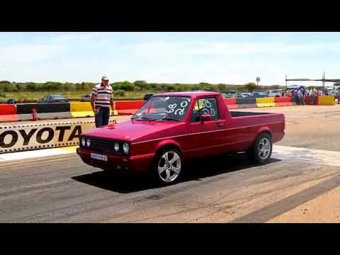 VW Caddy With Toyota 7M Straight 6 Motor + Turbo