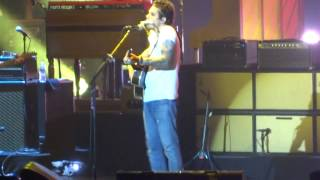 John Mayer - Born and Raised - Live at Susquehanna Bank Center, Camden, NJ-8/23/13