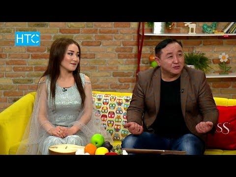 Тотомидин Жолдошев жана Сурма: «Кыздарыбызга арнап ыр жаздык» / Таң Шоола / НТС