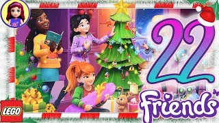 Day 22 Build your Christmas Tree Decorations - Lego Friends Advent Calendar 2018