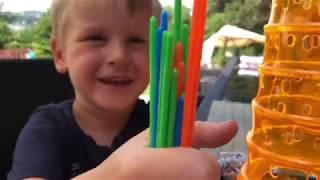 Tumbling Monkeys Game beim Spielzeugtester