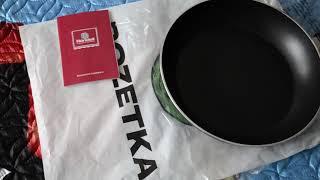 Обзор сковороды Rondell Brilliance 28 см (RDA-775) из Rozetka