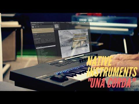 Native Instruments Una Corda 4K
