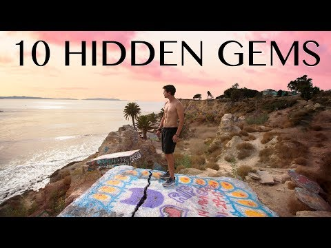 10 HIDDEN West Coast SECRETS - LA & Seattle Travel Guide
